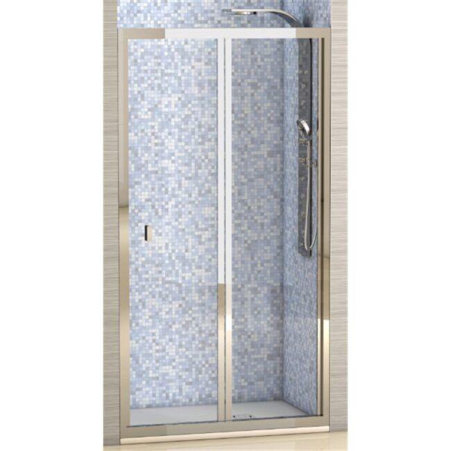 Mampara Frontal de ducha Plegable Portland Futurbaño