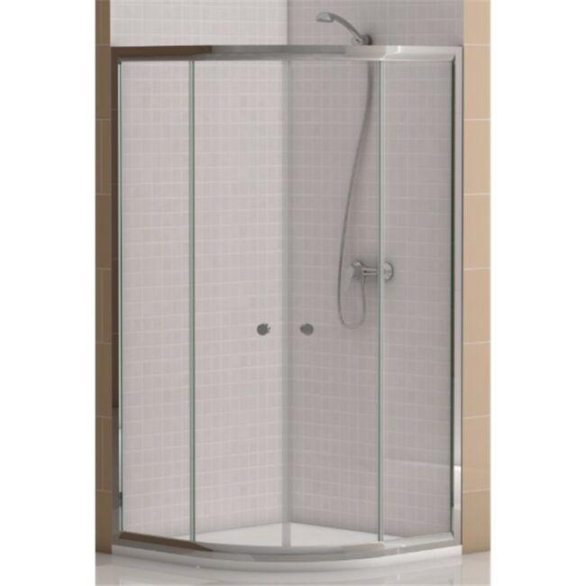 Mampara  de ducha Semicircular Corredera Catania Futurbaño