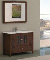 Mueble de baño rústico Sigma Futurbaño