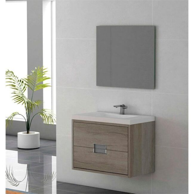 Mueble de baño suspendido Nantes Futurbaño