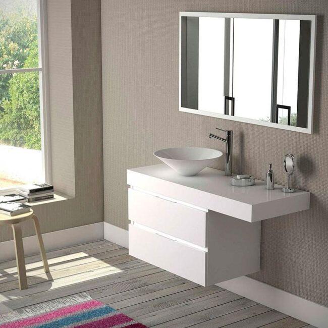 Mueble de baño suspendido Noa Futurbaño