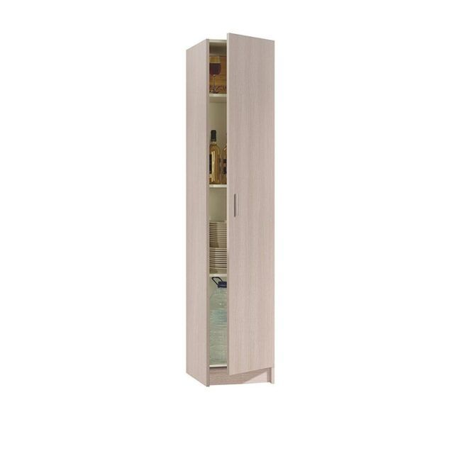 Armario multiusos 1 puerta IBERODEPOT