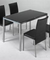 Conjunto mesa de cocina y 4 sillas Lucio IBERODEPOT
