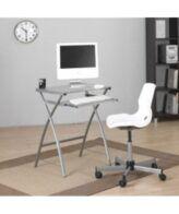 Mesa escritorio Cristal 60 IBERODEPOT