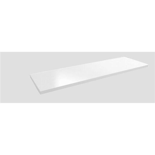 Estante melamina 60 x 25 blanco IBERODEPOT