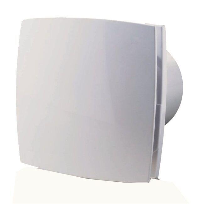 Extractor design Ø-100 estándar blanco IBERODEPOT