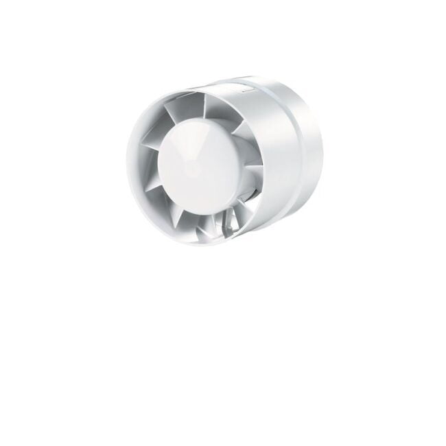 Extractor tubular conduct estándar Ø-125 IBERODEPOT