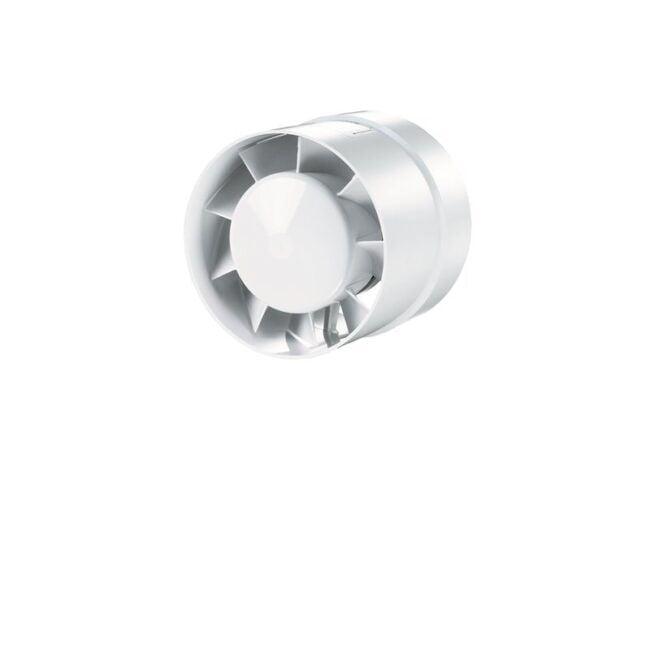 Extractor tubular conduct estándar Ø-150 IBERODEPOT
