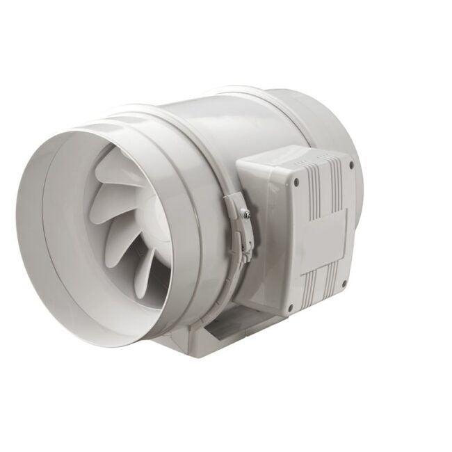Extractor tubular conduct turbo estándar Ø-125 IBERODEPOT