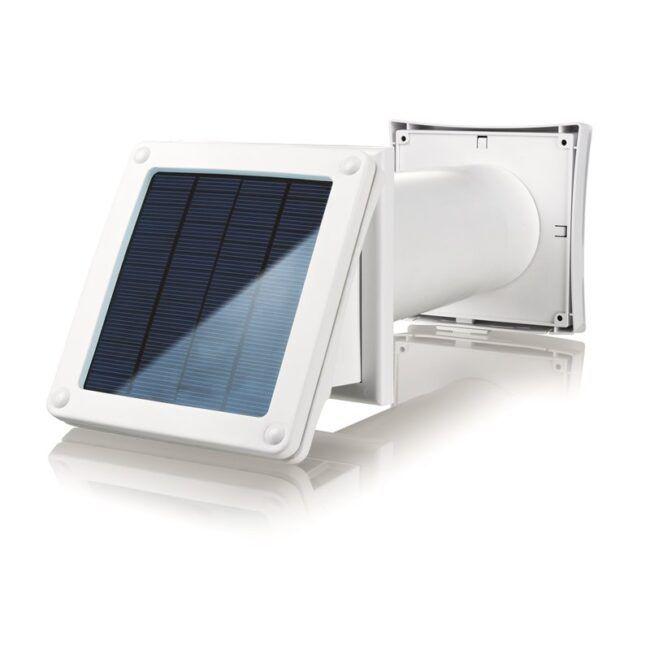 Kit extractor solar estándar Ø-100 IBERODEPOT