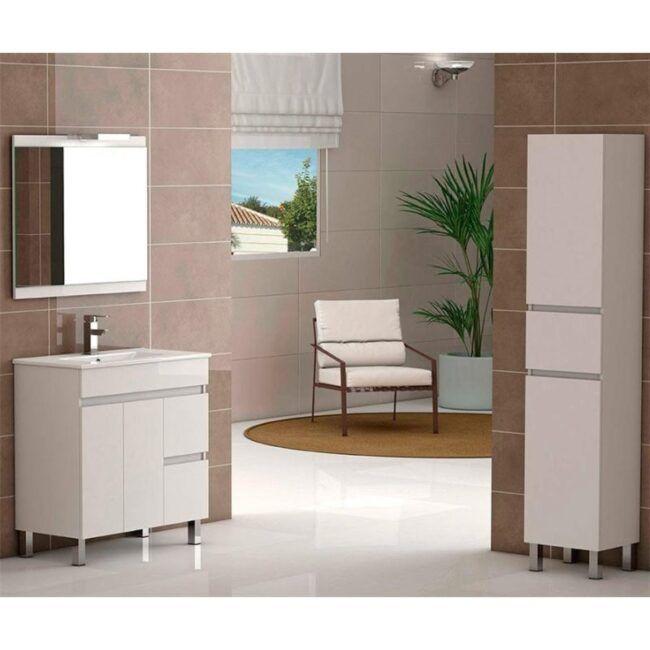 Mueble de baño auxiliar columna Nilo Futurbaño