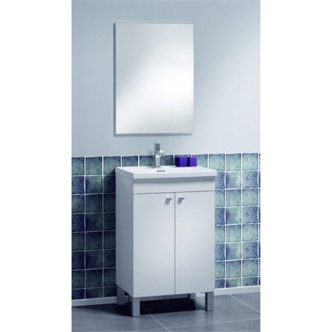 Mueble lavabo con espejo Dakota IBERODEPOT