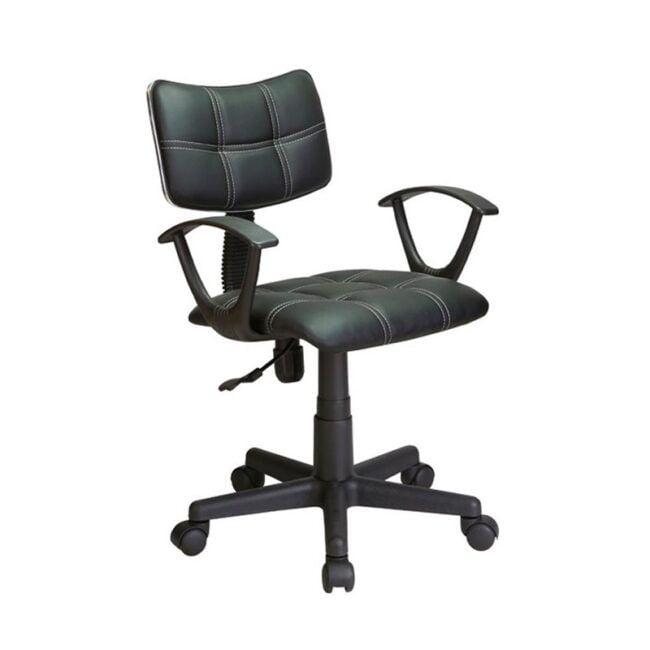 Silla de escritorio moderna IBERODEPOT