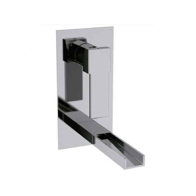 Grifo lavabo Empotrado Vertical Cascada Anna TEGLER