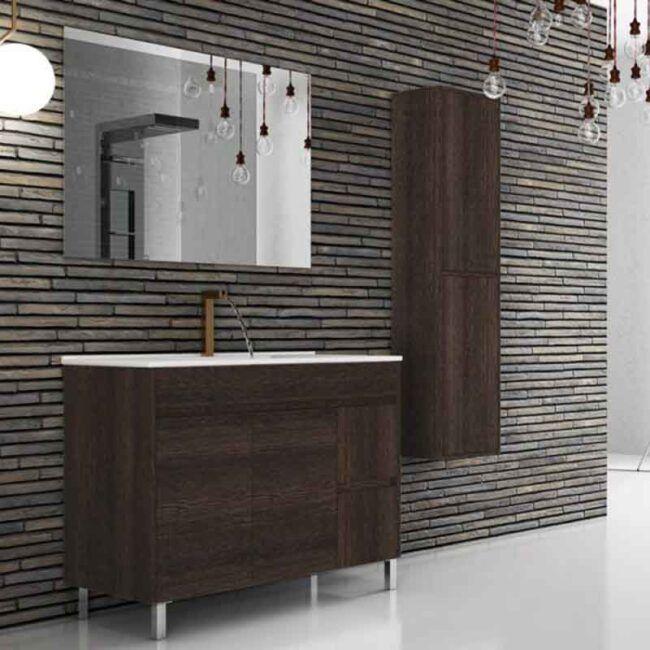 Mueble con lavabo Ísquia TEGLER