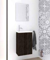 Mueble con lavabo Compact TEGLER