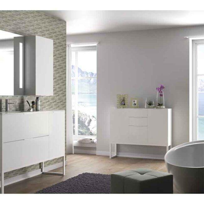 Mueble con lavabo Duero TEGLER