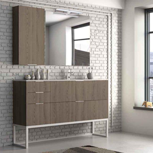 Mueble con lavabo Elba TEGLER