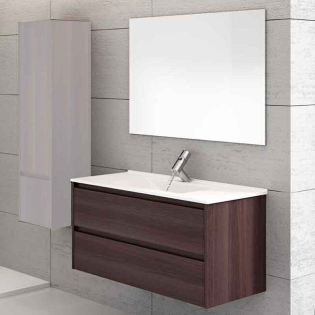 Mueble con lavabo Ibiza TEGLER