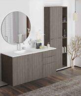 Mueble con lavabo Loira TEGLER