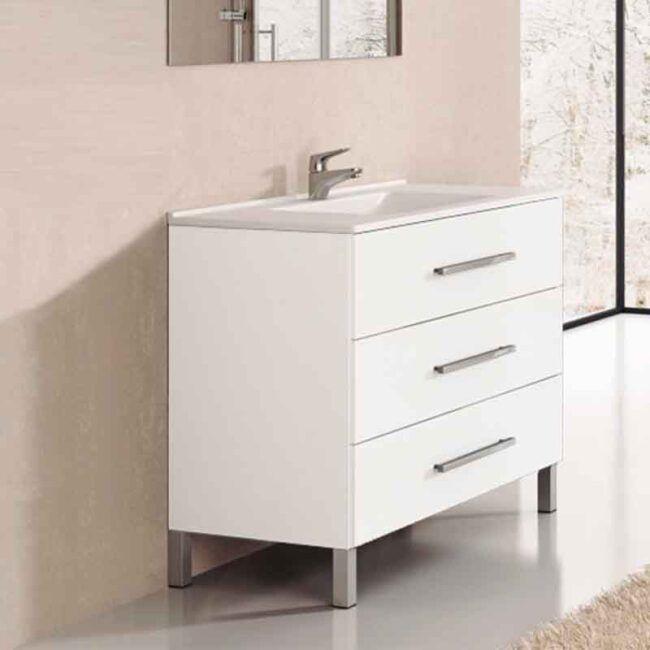 Mueble con lavabo Ribera TEGLER