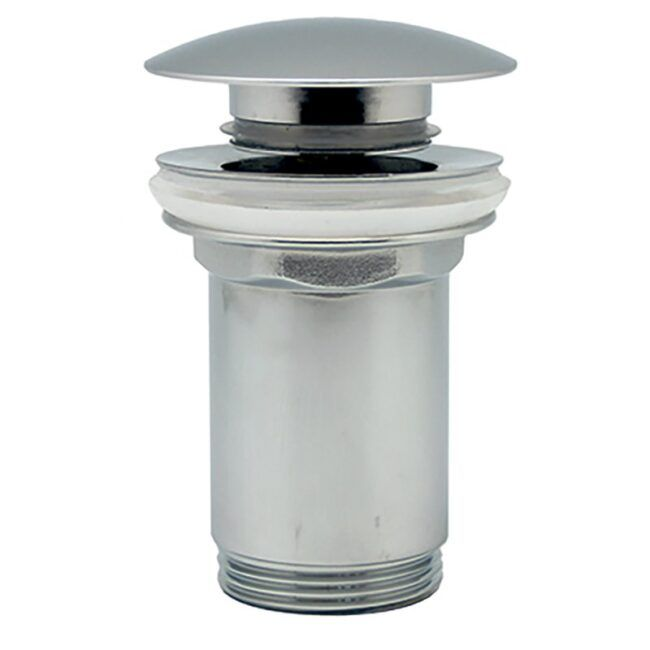 Válvula desagüe lavabo clic clac universal TEGLER