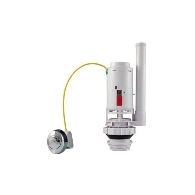 Válvula Descarga doble pulsador orientable TEGLER