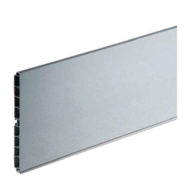 Zócalo aluminio TEGLER