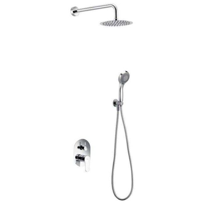 Sistema de ducha empotrado Oslo Imex