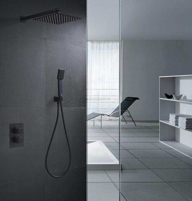 Sistema de ducha empotrado Cies Imex