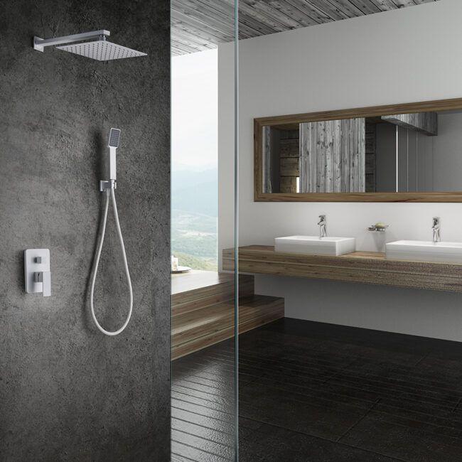 Sistema de ducha empotrado Dublín Imex
