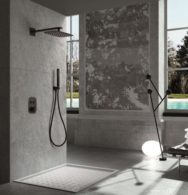 Sistema de ducha empotrado Hidra Imex