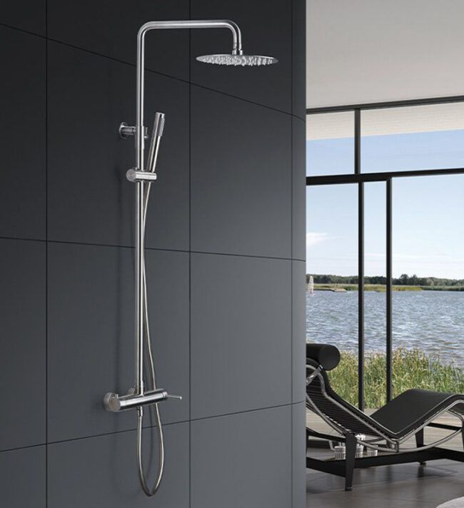 Sistema de ducha empotrado Moscu Imex