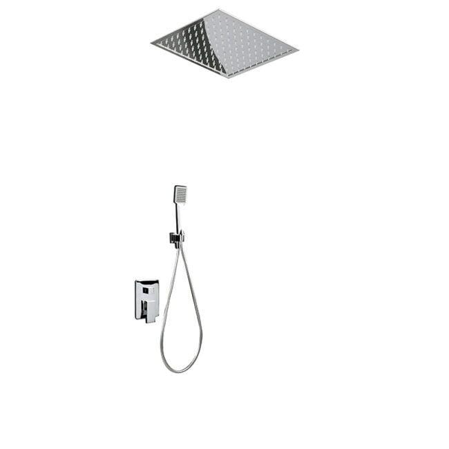 Sistema de ducha empotrado Volga Imex