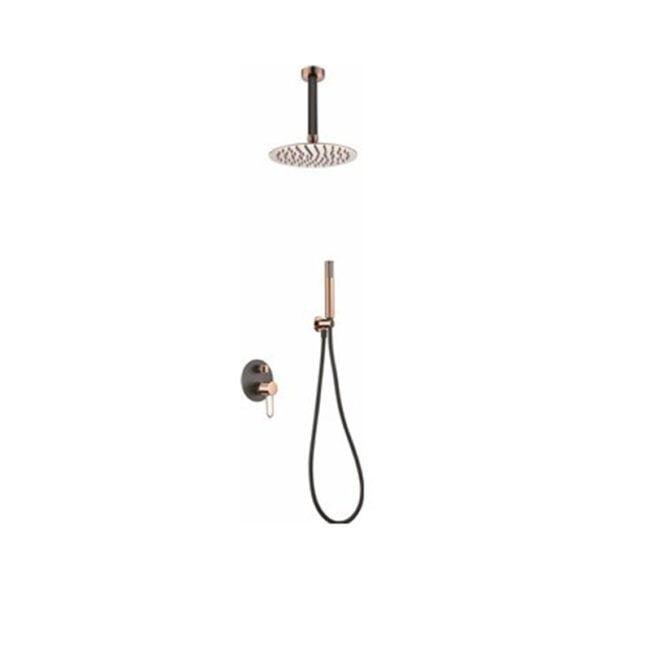Sistema de ducha empotrado Thalos Imex